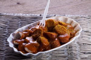 "Currywurst ""deluxe"""